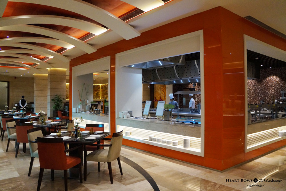 Ssence Restaurant, The Suryaa Hotel Review