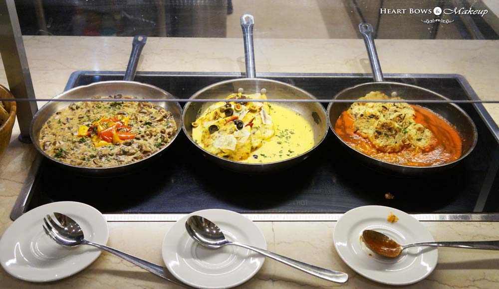 Continental Vegetarian Dishes- Vege-Licious Extravaganza at Ssence Restaurant, The Suryaa