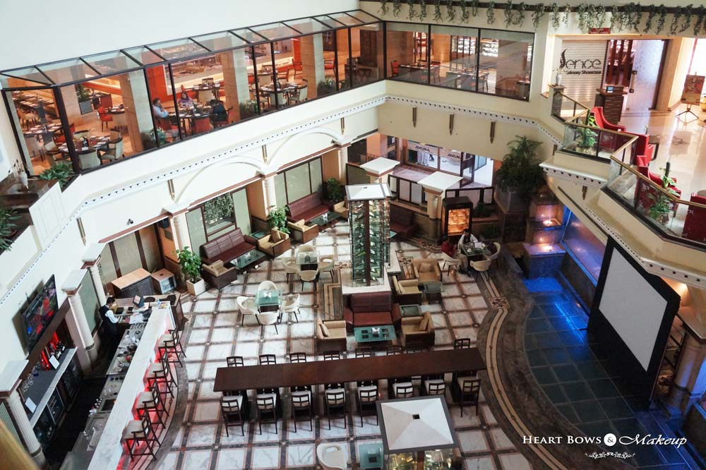 Ssence, The Suryaa Hotel Review