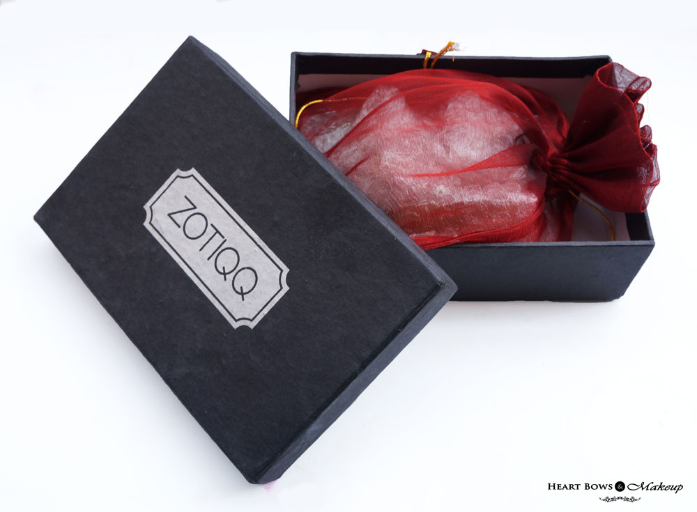 ZOTIQQ September Jewellery Box Review, Products & Buy Online India
