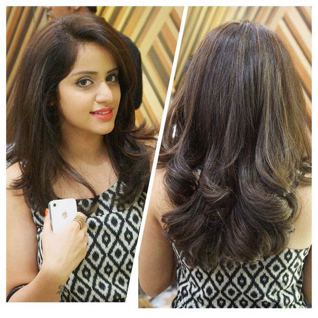 Global Hair Color & Highlights at Geetanjali Hair Salon, Select City Walk