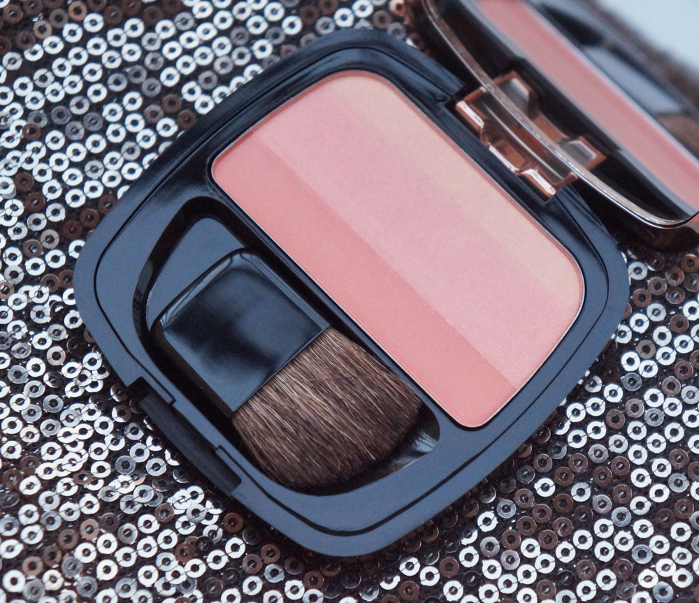 L'Oreal Magique Lucent Blush Sunset Glow Review & Swatches