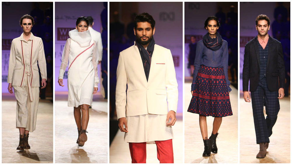 Rajesh Pratap Singh WIFW SS 2015 Collection
