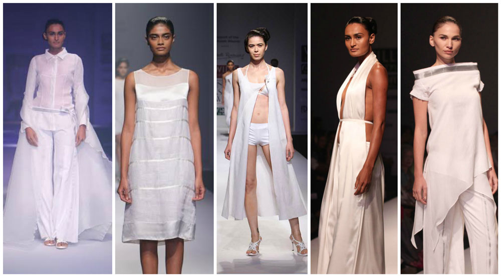 Wendell Rodricks WIFW SS 2015 Collection