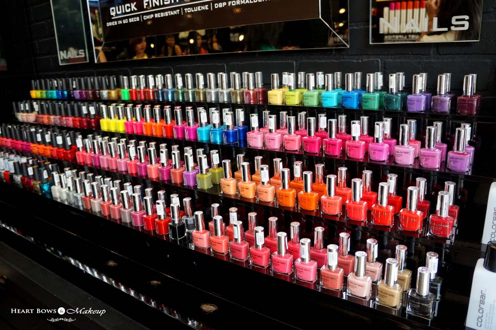 Colorbar Nail Paints