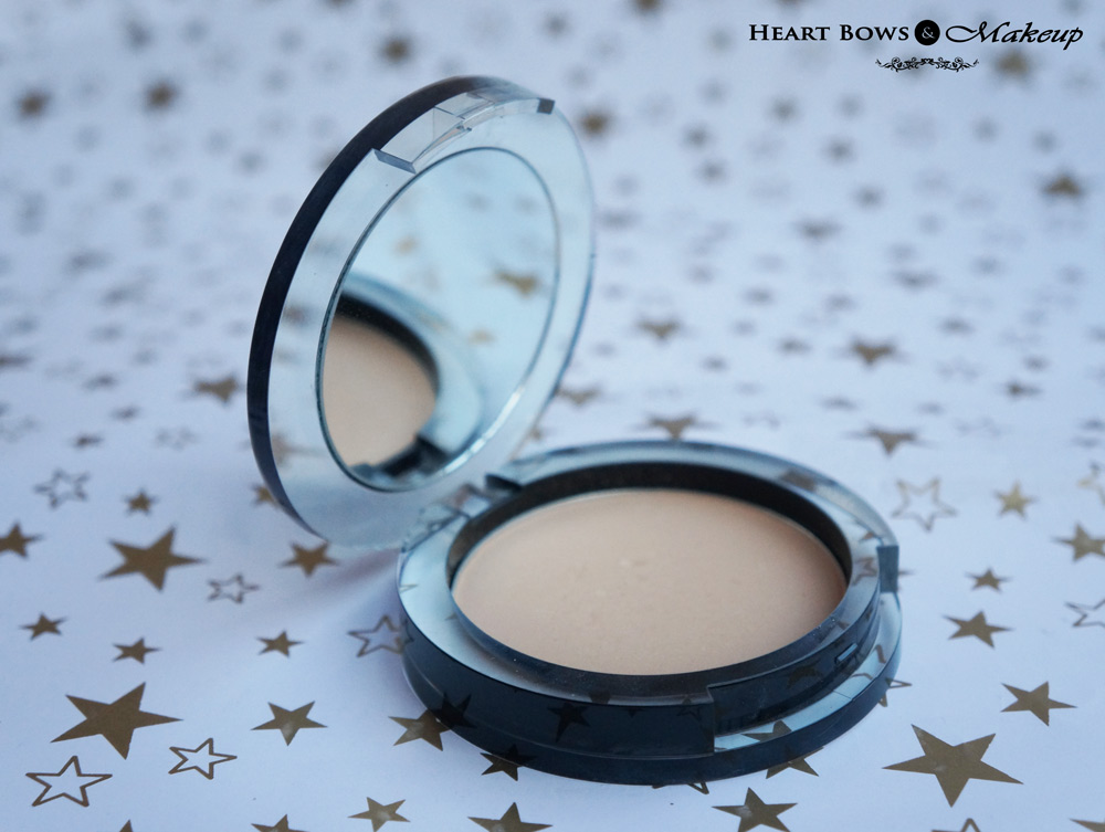 Faces Glam On Prime Pressed Powder Ivory Review