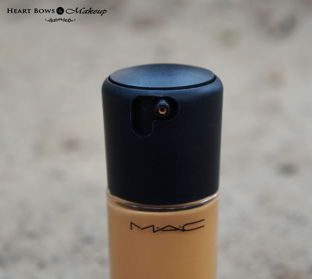 MAC Pro Longwear Foundation NC 30 Review & Swatches: Best Foundation for Indian Skin