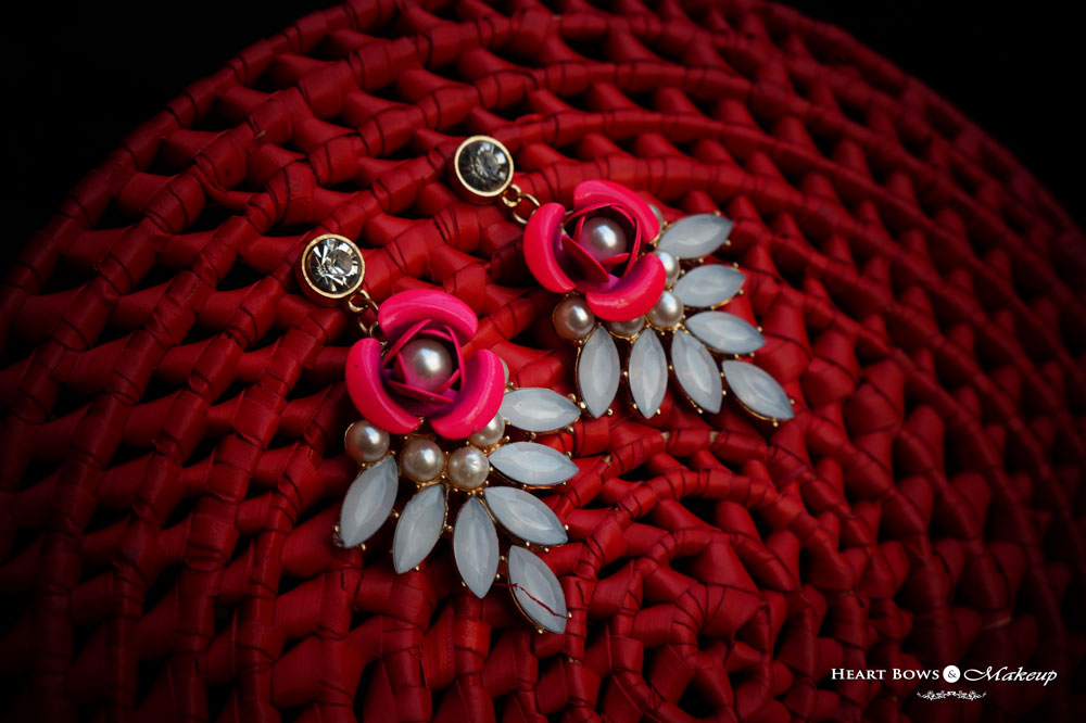 Beautiful Statement Earrings: ZOTIQQ November Jewellery Box Products