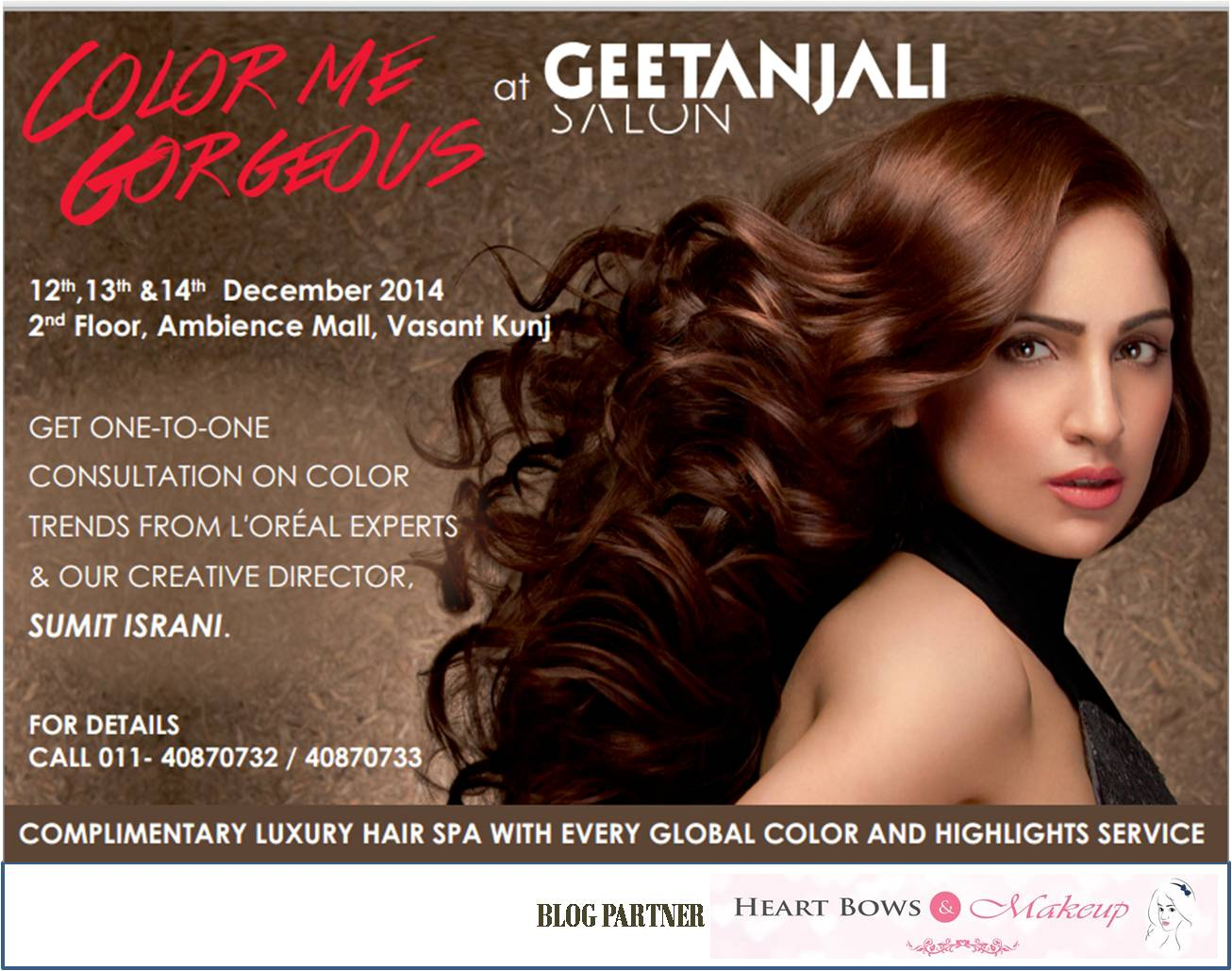 Best Hair Coloring Services in Delhi