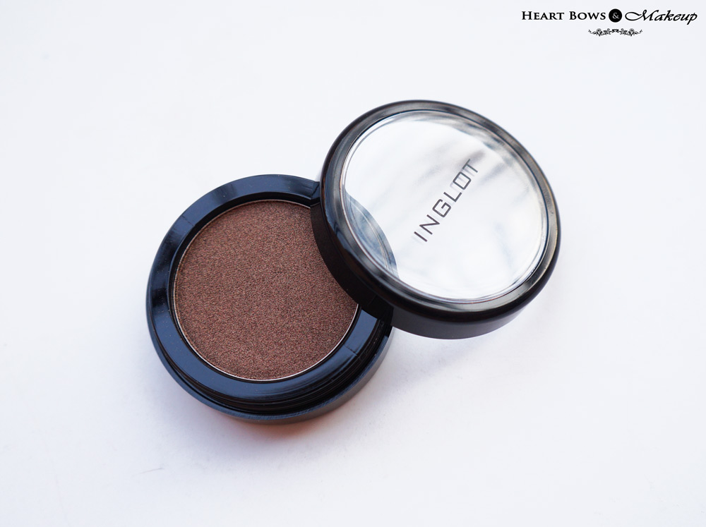 Inglot Eyeshadow 422 Pearl Review, Swatches, Price & Buy Online India