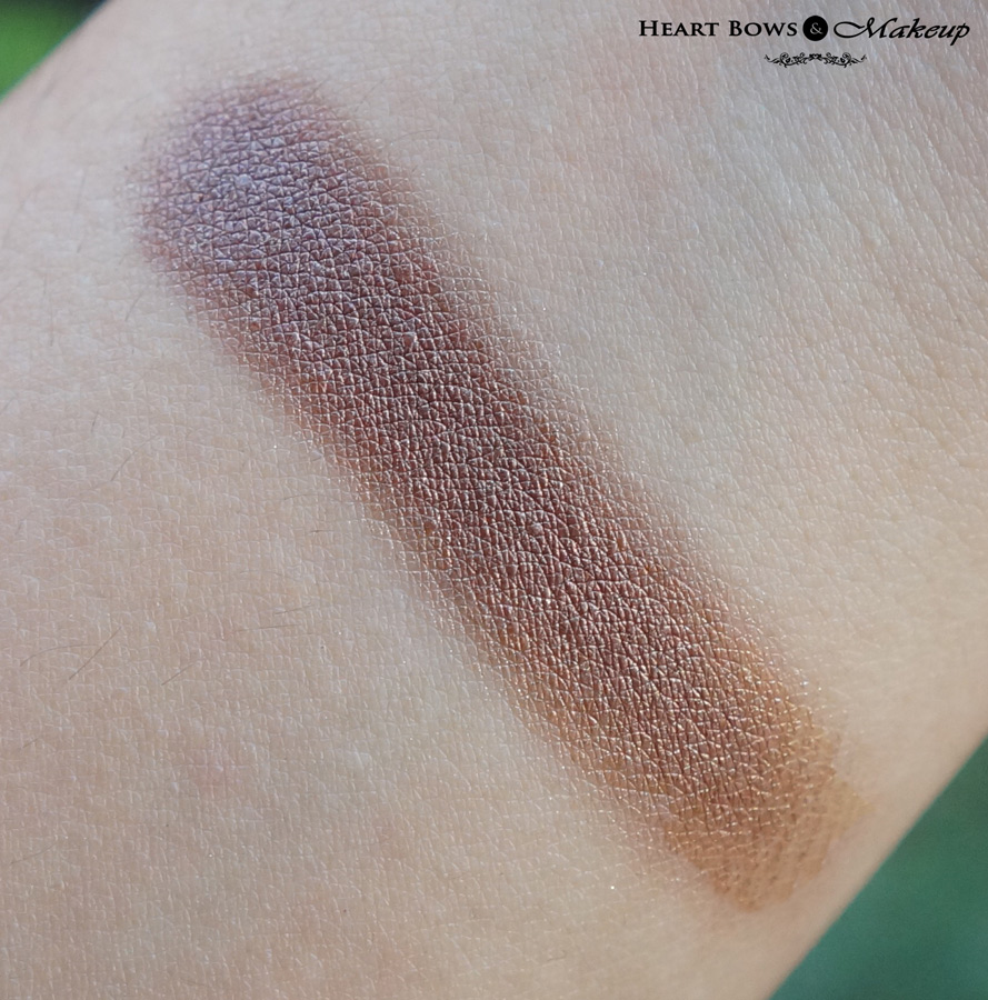 Inglot Eyeshadow 422 P Swatches & Review