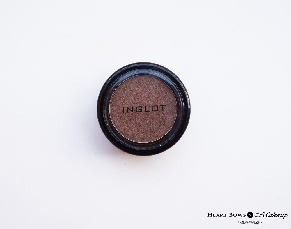 Inglot Eyeshadow 422 Review & Swatches