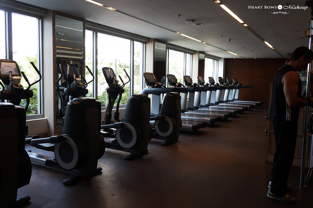 Fitness Club , JW Marriott Delhi