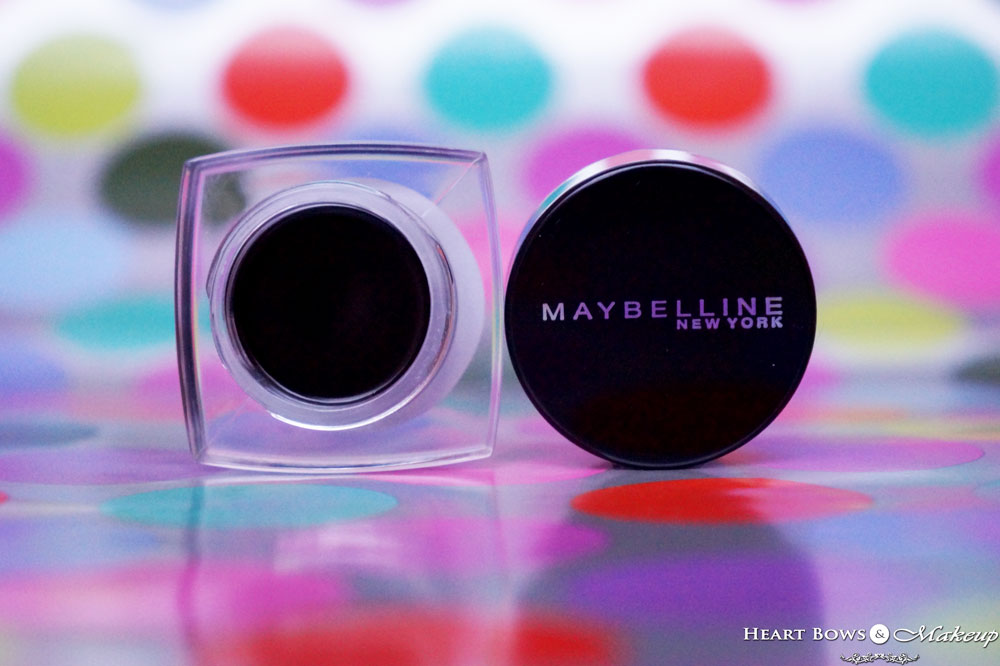 Maybelline Eye Studio Gel Eye Liner Review, Price & Buy Online India