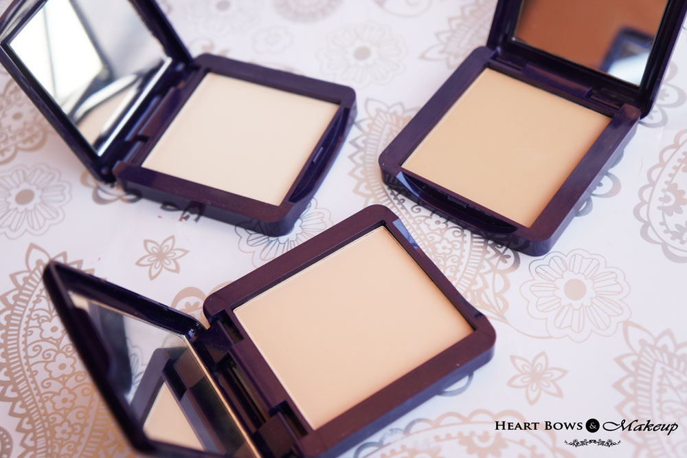 Oriflame The ONE Compact Review, Swatches & Buy Online India