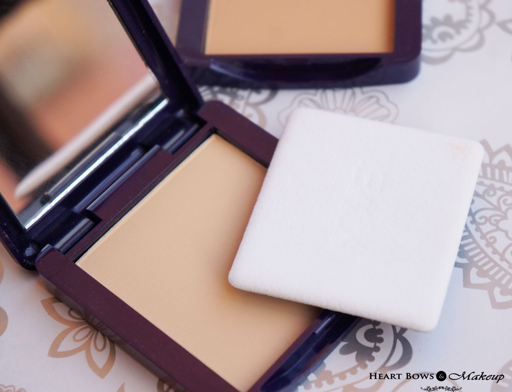 Oriflame The ONE Illuskin Compact Powder Medium Review & Swatches