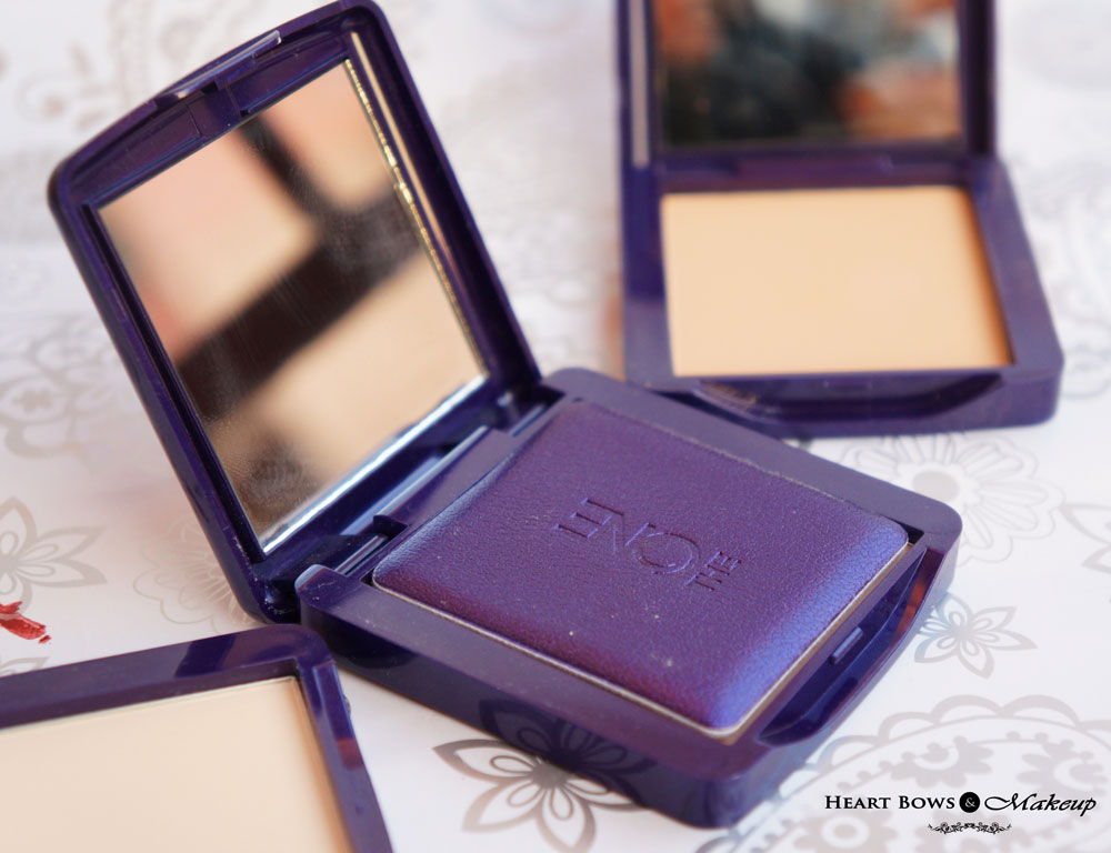 Oriflame The ONE Illuskin Powder Medium Review, Swatches & Price