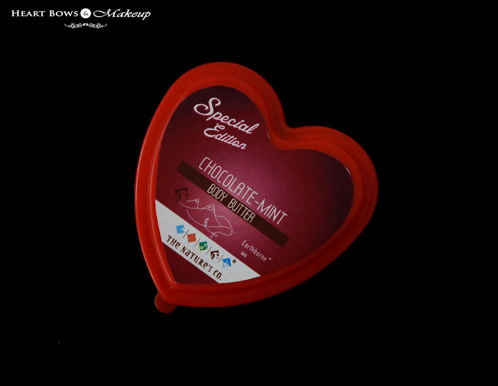 The Nature's Co Chocolate Mint Body Butter Review, Price & Buy Online India