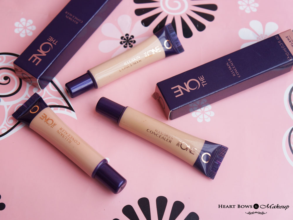 Oriflame The One Concealer Review: Best Concealer For Dry Skin