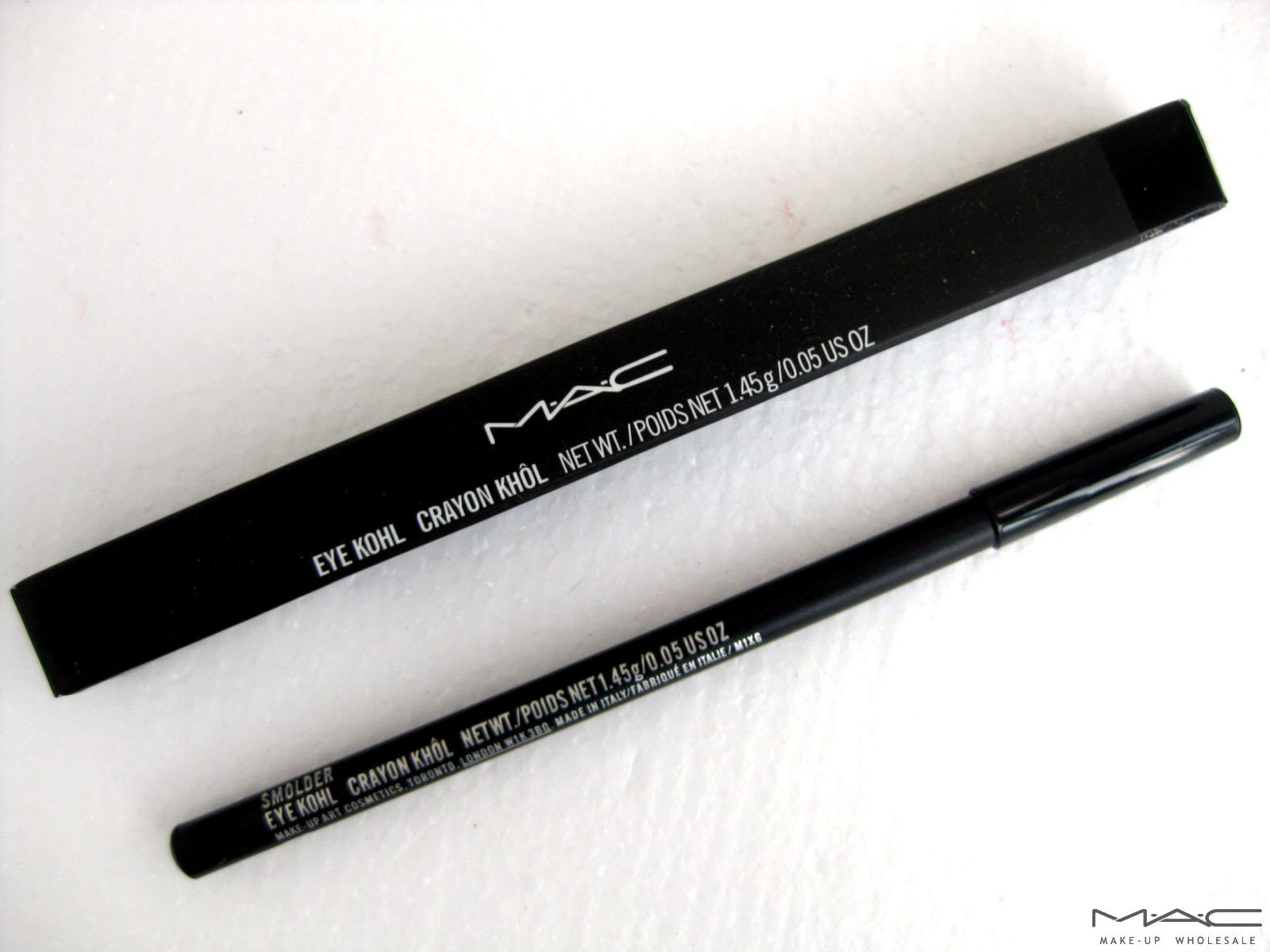 Best High End Kajals & Kohls: MAC Smolder Eye Kohl