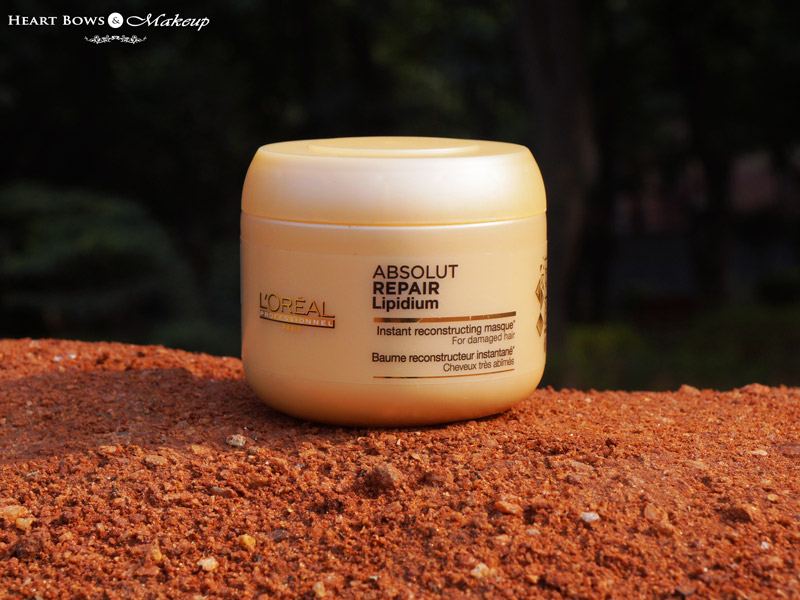 L Oreal Professional Absolut Repair Lipidum Shampoo