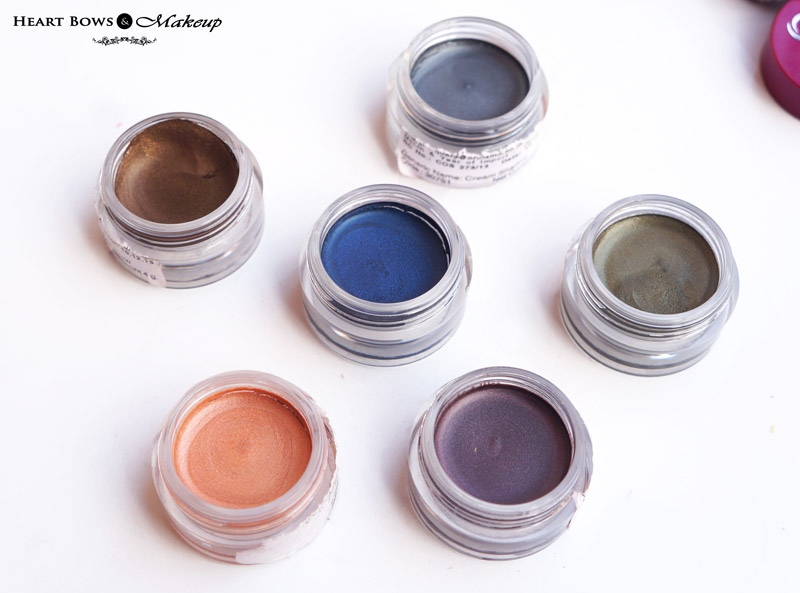 Oriflame The ONE Colour Impact Cream Eyeshadow Review, Swatches, Price & Buy Online India