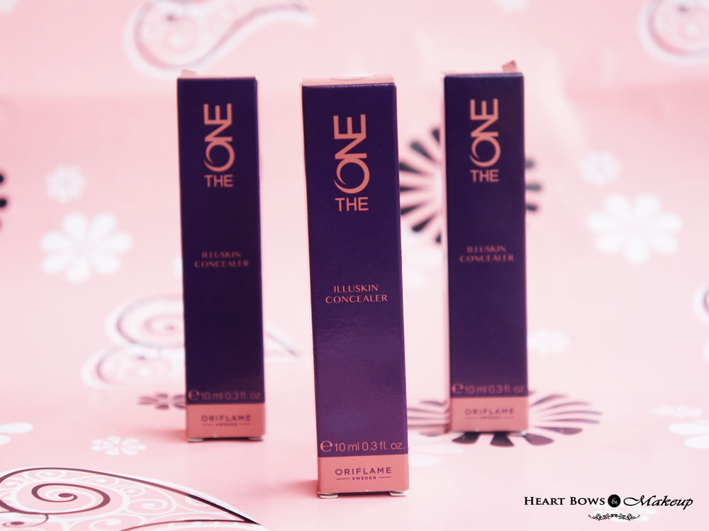 Oriflame The One Concealer Review, Swatches, Price & Buy Online India