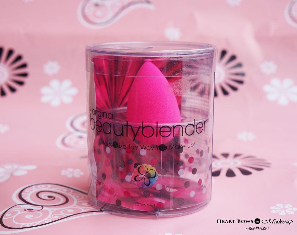 Original Beauty Blender Review, Price & Buy in India