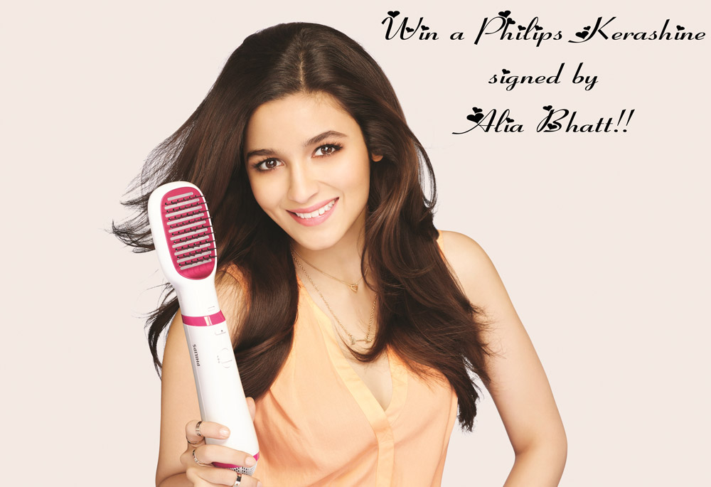Valentine's Day Giveaway: Win a Philips Air Straightener!