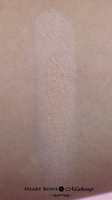 ZA True White Two Way Foundation 21 Swatch & Review