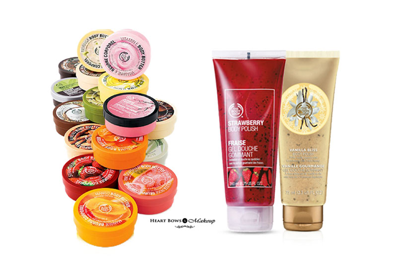 Best The Body Shop Products: Top 10!