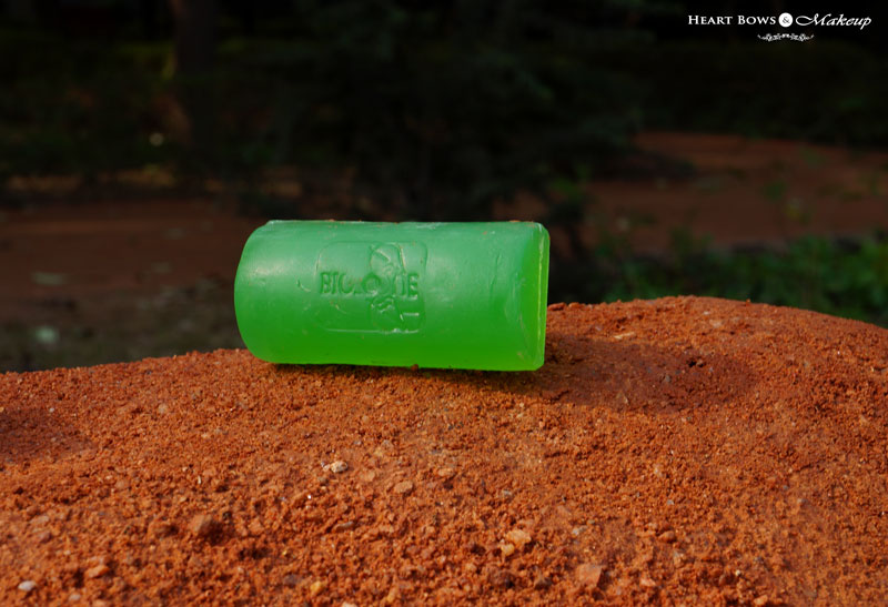 Biotique Soap Basil & Parsley Review & Buy Online India