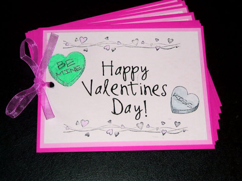 Cute DIY Valentines Day Gift Ideas : Handmade & Affordable