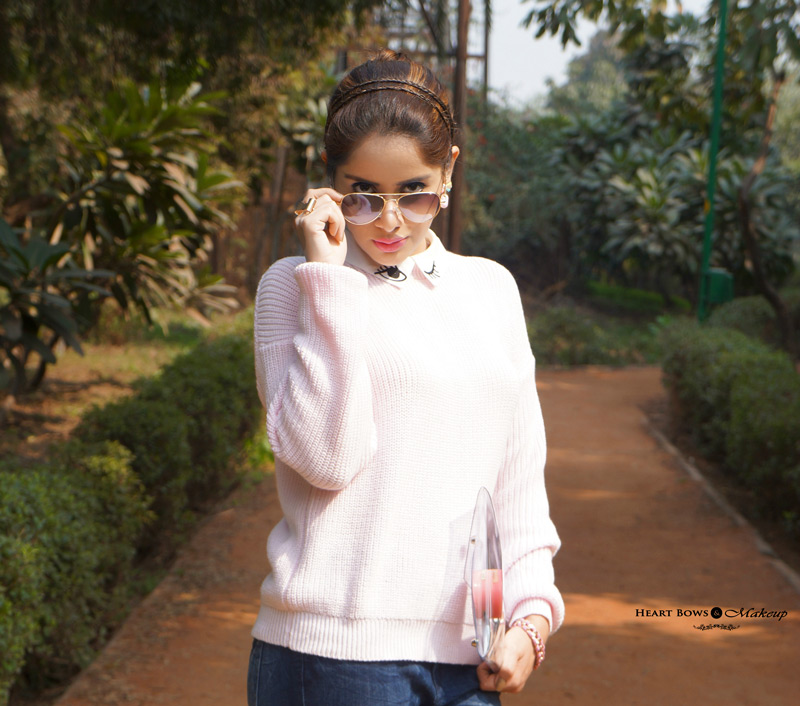 Indian Makeup Blog: Valentines Day Date OOTD