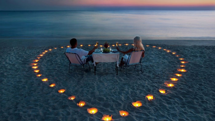 Romantic Things A Couple Can Do On Valentines Day