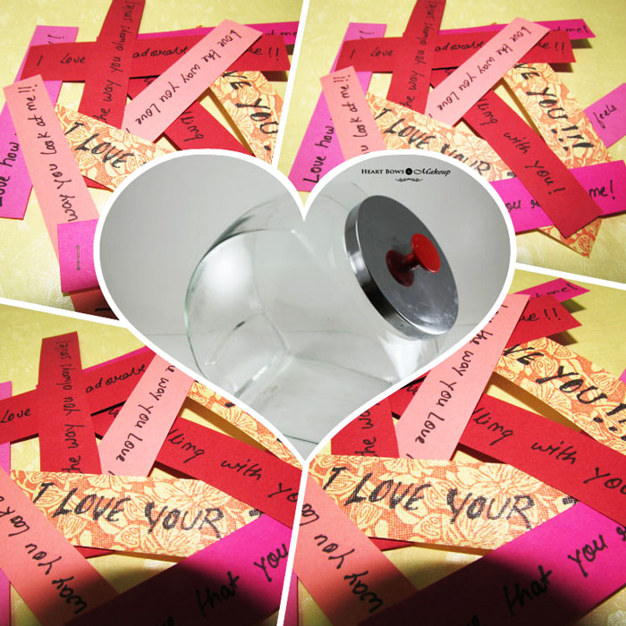Romantic Valentines Day Gifts: Cute DIY