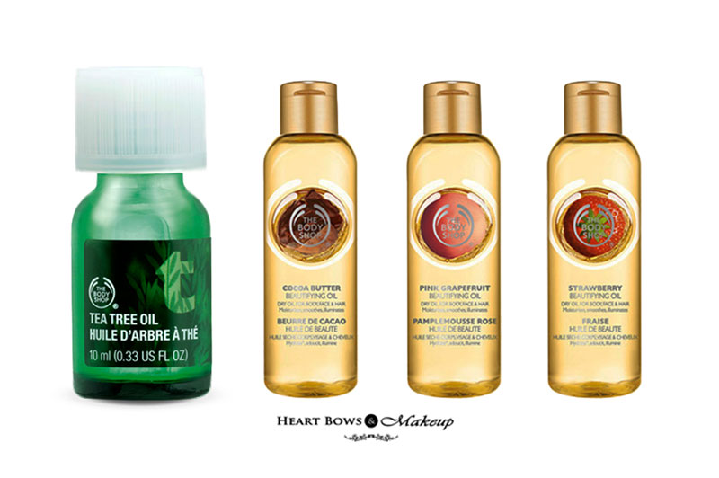 Best Body Shop Products Our Top 10 Heart Bows Amp Makeup