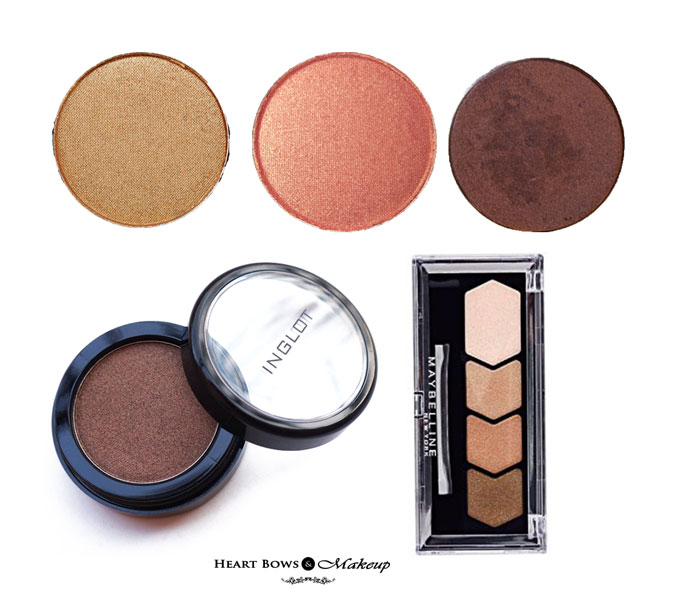 Wedding Makeup Trousseau Products: Best Eyeshadows in India