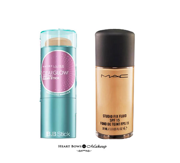 Best Foundation For Combination to Oily Skin in Summers