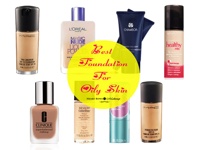Best Foundation For Oily Skin in India: Full Coverage For Acne Prone Skin!