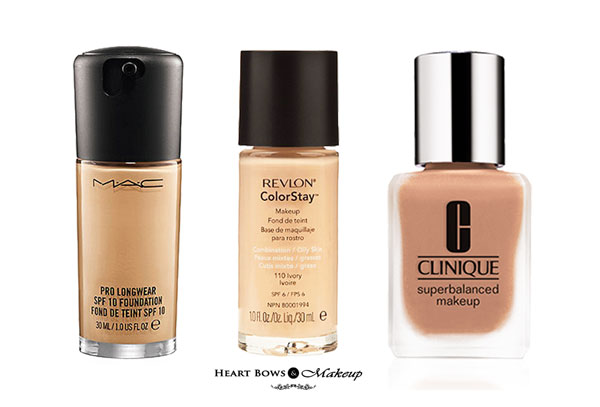 Best Liquid Foundation For Oily & Combination Skin in India: High Coverage Options