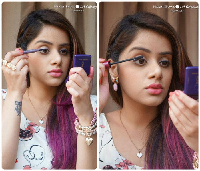 Easy Summer/Spring Makeup Tutorial By Lisha Batta: Indian Beauty Blogger