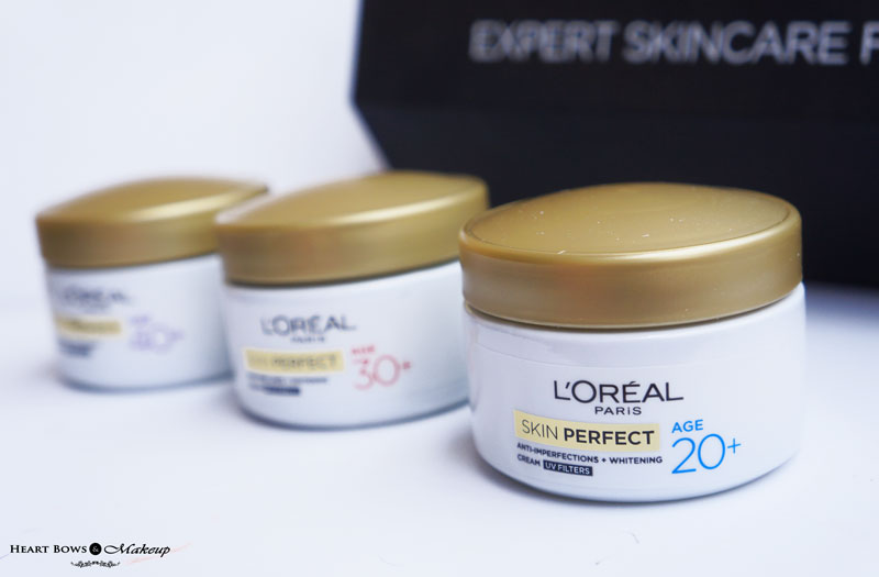L'Oreal Paris Skin Perfect Age 20+ Cream Review & Price