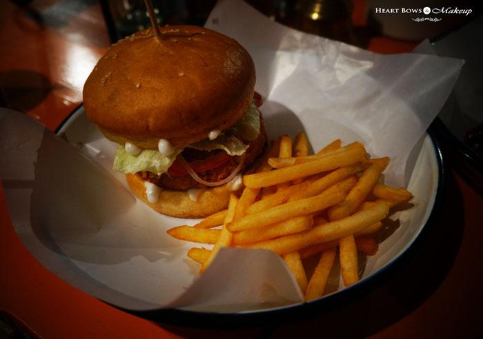 Zingo Star: Frisco Burger Review