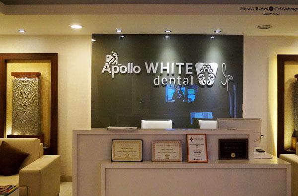 Apollo White Dental Spa Review, Prices & Address