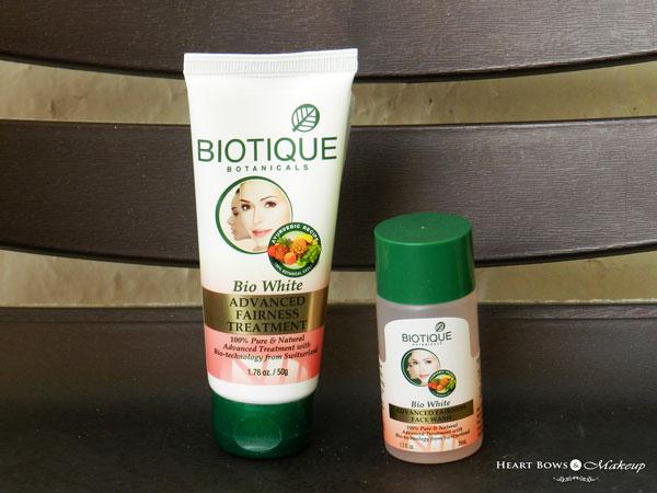 Biotique Advanced Fairness Cream Review & Price
