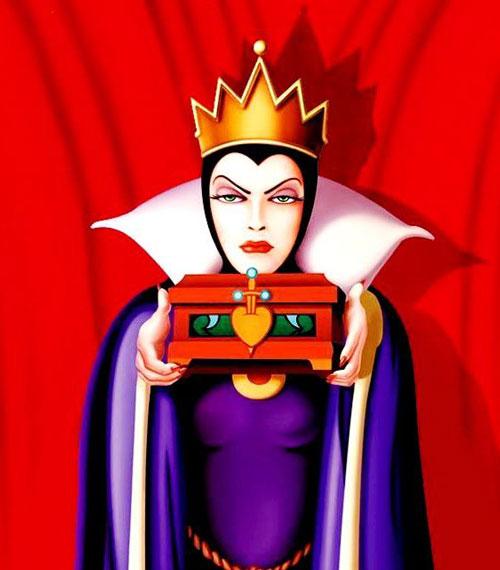 Evil Queen Turns Good
