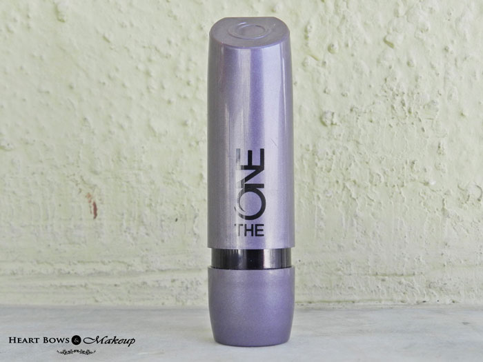 Oriflame The ONE Matte Lipstick Desert Sand Review, Swatches, Price & Buy India