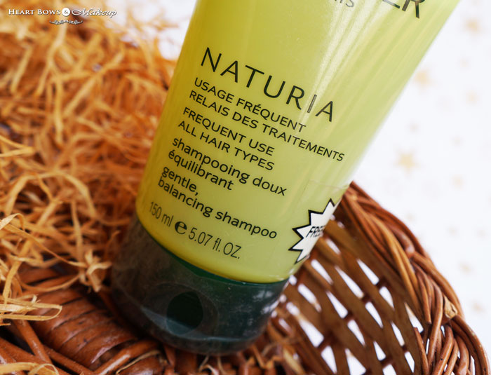 Rene Furterer Naturia Balancing Shampoo Review, Price & Buy Online India