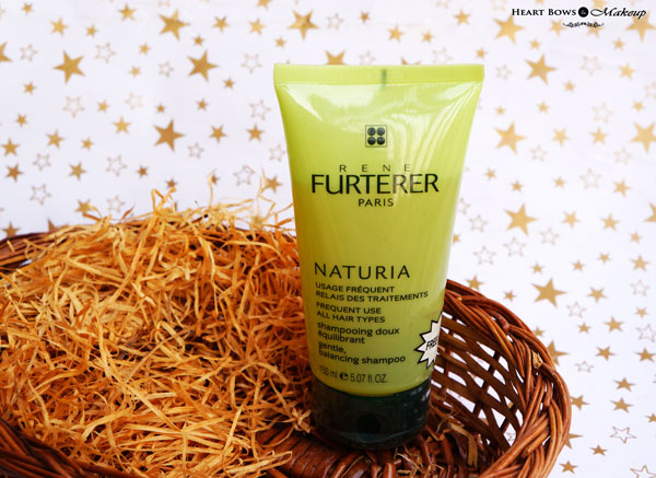 Rene Furterer Naturia Gentle Balancing Shampoo Review, Price & Buy India